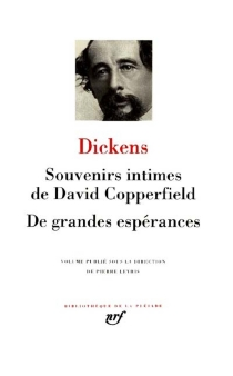 Souvenirs intimes de David Copperfield| De grandes espérances - CharlesDickens