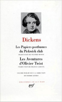 Les papiers posthumes du Pickwick Club| Les aventures d'Olivier Twist - Charles Dickens