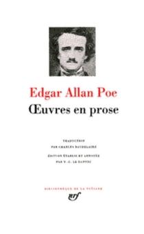 Oeuvres en prose - Edgar AllanPoe