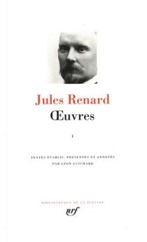 Oeuvres - JulesRenard