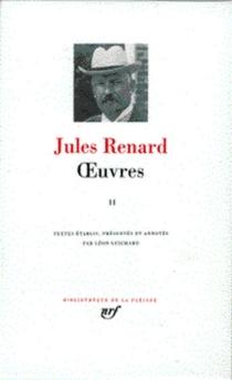 Jules Renard| Oeuvres - JulesRenard