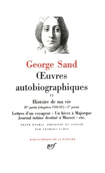 Oeuvres autobiographiques - George Sand