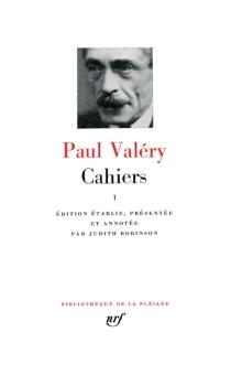 Cahiers - PaulValéry
