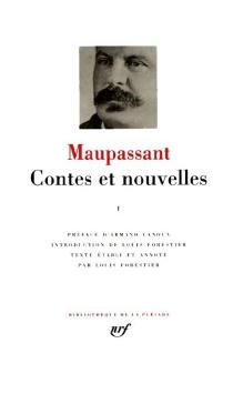 Contes et nouvelles - Guy deMaupassant