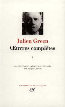 Oeuvres complètes - JulienGreen