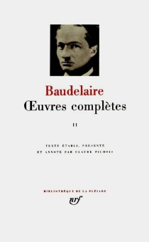 Oeuvres complètes - CharlesBaudelaire