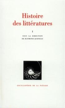 Histoire des littératures -