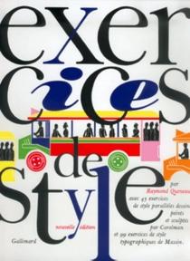 Exercices de style - RaymondQueneau