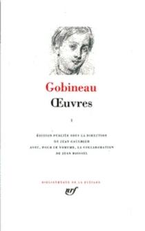 Oeuvres - Arthur deGobineau