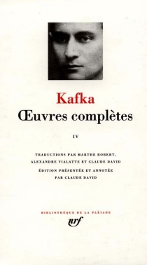 Oeuvres complètes - FranzKafka