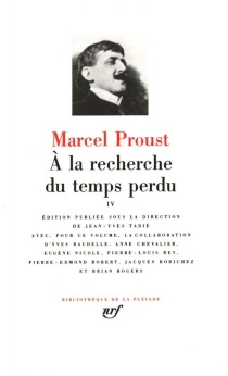 A la recherche du temps perdu | Volume 4 - MarcelProust