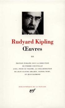 Oeuvres | Volume 3 - RudyardKipling