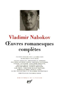 Oeuvres romanesques complètes - Vladimir Nabokov