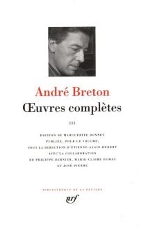 Oeuvres complètes - AndréBreton