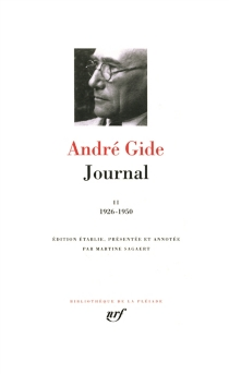 Journal - André Gide