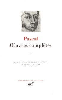 Oeuvres complètes - Blaise Pascal