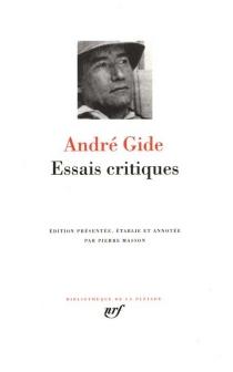 Essais critiques - AndréGide