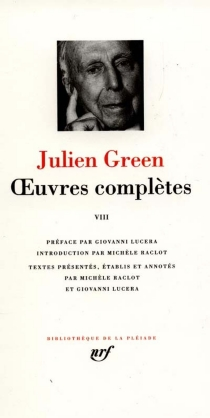 Oeuvres complètes - Julien Green