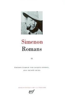 Romans | Volume 2 - GeorgesSimenon