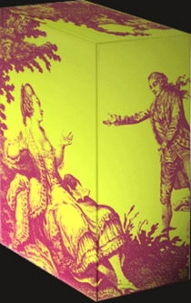Romanciers libertins du XVIIIe siècle -