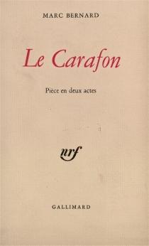 Le carafon - MarcBernard