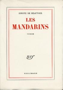 Les Mandarins - Simone deBeauvoir