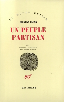 Un peuple partisan - Brendan Behan