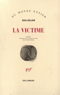 La victime - SaulBellow
