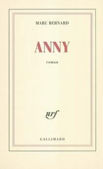 Anny - MarcBernard