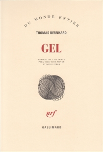 Gel - Thomas Bernhard