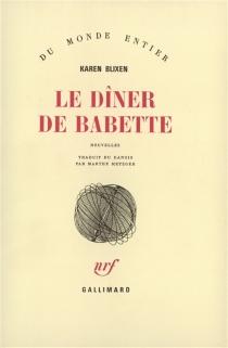 Le Dîner de Babette - KarenBlixen