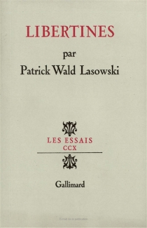Libertines - PatrickWald Lasowski