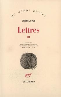 Lettres - JamesJoyce