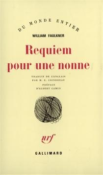 Requiem pour une nonne - WilliamFaulkner