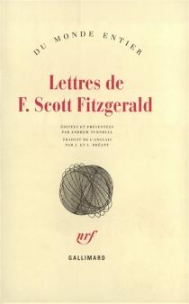 Lettres de F. Scott Fitzgerald - Francis ScottFitzgerald