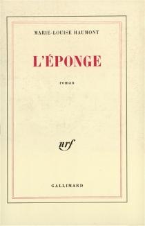 L'éponge - Marie-LouiseHaumont