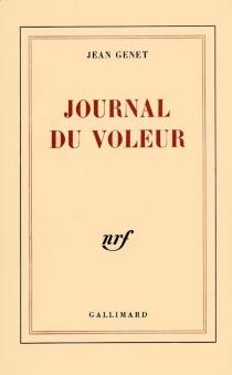 Journal du voleur - JeanGenet