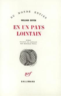 En un pays lointain - WilliamGoyen