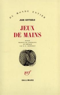 Jeux de mains - JuanGoytisolo