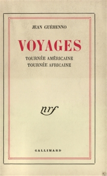 Voyages - JeanGuéhenno