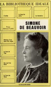 Simone de Beauvoir - SergeJulienne-Caffié