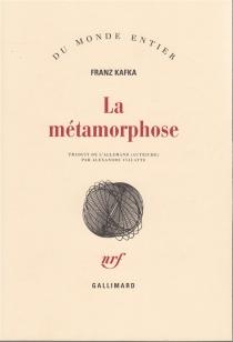 La métamorphose : et autres récits - FranzKafka