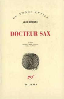 Docteur Sax - JackKerouac