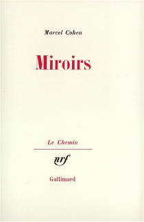 Miroirs - MarcelCohen