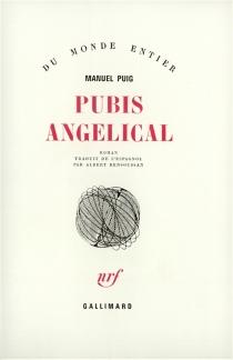Pubis angelical - ManuelPuig