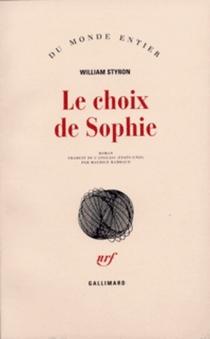 Le Choix de Sophie - WilliamStyron
