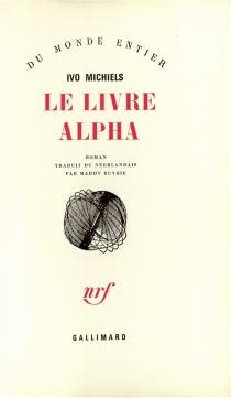 Le livre Alpha - IvoMichiels
