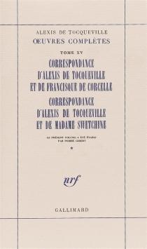 Oeuvres complètes - Alexis deTocqueville