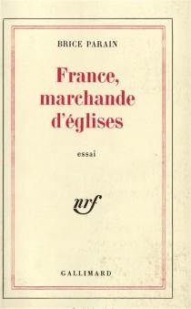 France, Marchande d'églises - BriceParain