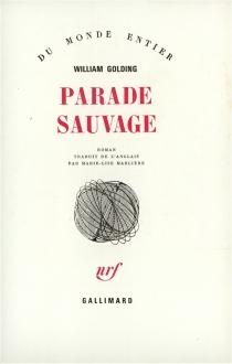 Parade sauvage - WilliamGolding